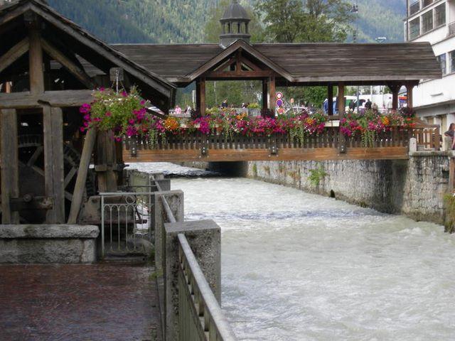 giro del Monte Bianco: Chamonix